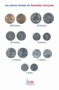 Pièces émises en Polynésie française dans Monnaie de Tahiti piecespf-bd594-198x300